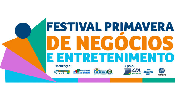 Resultado de imagem para Festival Primavera de Negócios e Entretenimento