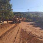 Secretaria Municipal de Infraestrutura de Barreiras autorizou de pavimentação no Rio de Ondas