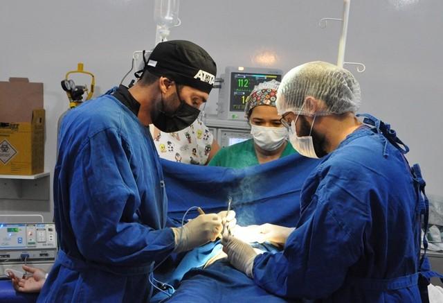 Prefeitura de Barreiras retoma realização de cirurgias eletivas no Hospital Eurico Dutra